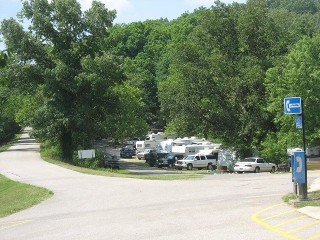 Campsites from Store